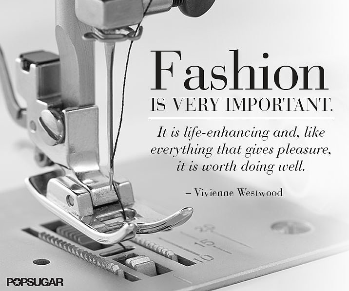 Quotes From Fashion Models Quotesgram