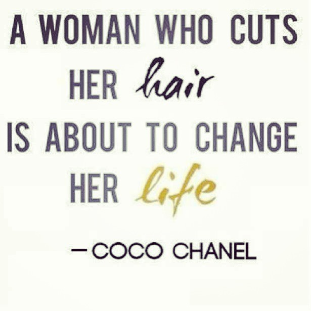 Hair stylist motivational quotes quotesgram for Salon quotes and sayings