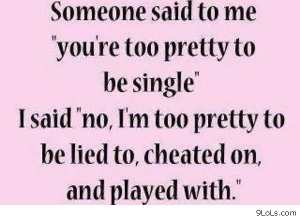 Quotes About Single People - quotesgramcom