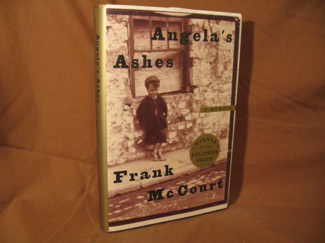 an emotional memory of the authors life in angelas ashes Angela's ashes by frank mccourt 41 of 5 stars angela's ashes author: an amazing story that is, in a way, the story of many of our grandparents who came here to find a better life not only for themselves but their decendants- us if you are not grateful.