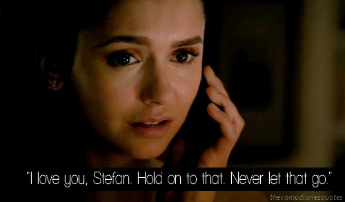Stefan Salvatore Love Quotes. QuotesGram