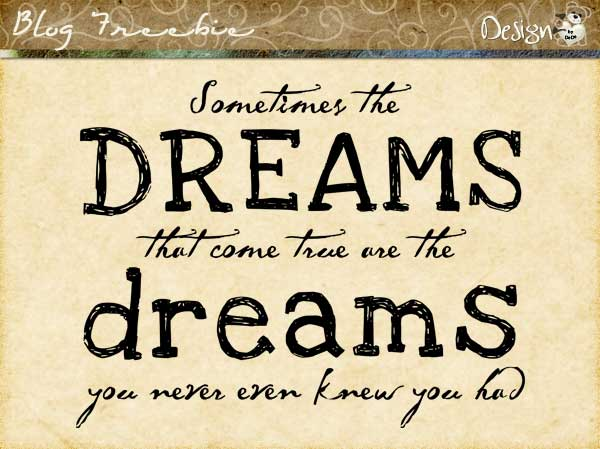 Quotes About Dreams. QuotesGram