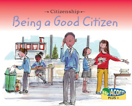 a good citizen First place to be a good citizen anywhere you have to be a good person that means showing respect, having a good attitude or just helping out.