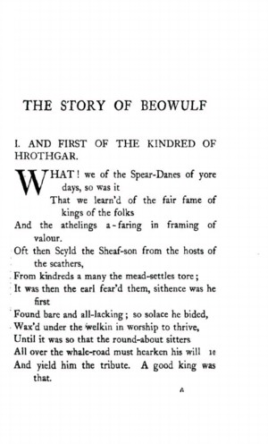 beowulf boasting Boast poems examples of all types of boast poems share, read, and learn how to write poems about boast.
