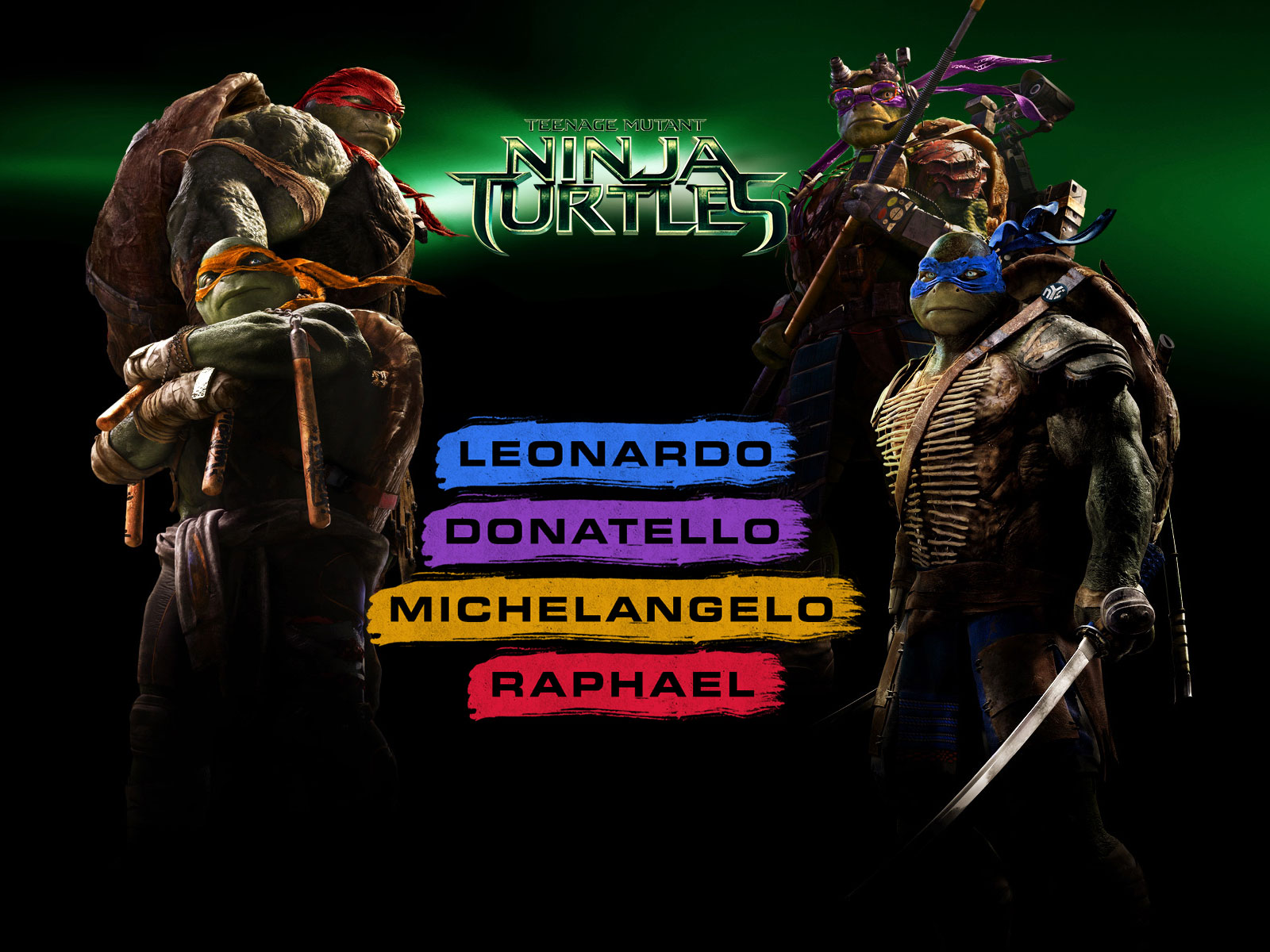 Teenage Mutant Ninja Turtles 2014 Quotes Quotesgram