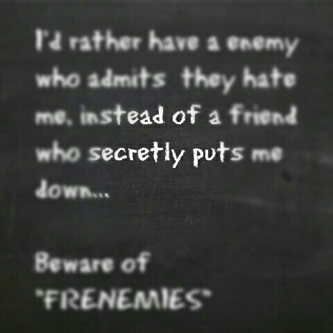 Frenemy Quotes Frenemy Quotes ...