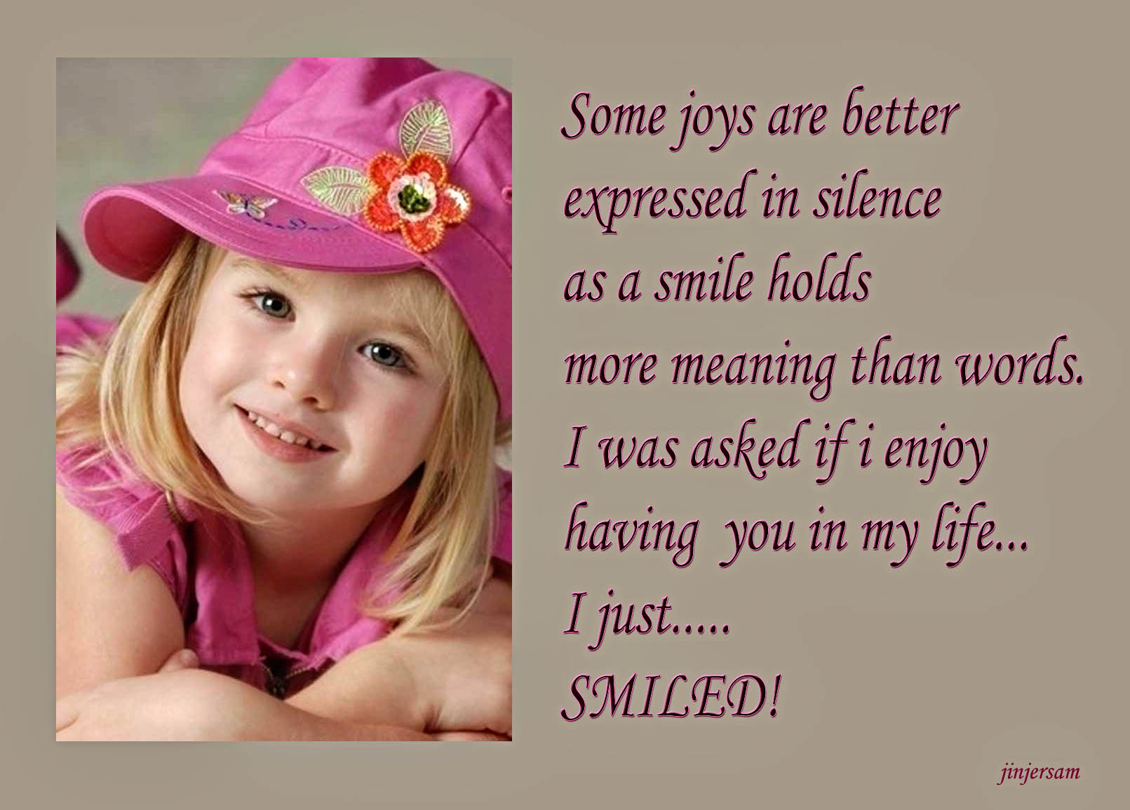 Cute quotes smile for babies 50 Cute