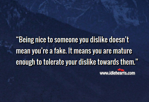 Quotes About Others Being Spiteful Quotesgram: Quotes About Being Nice To People. QuotesGram
