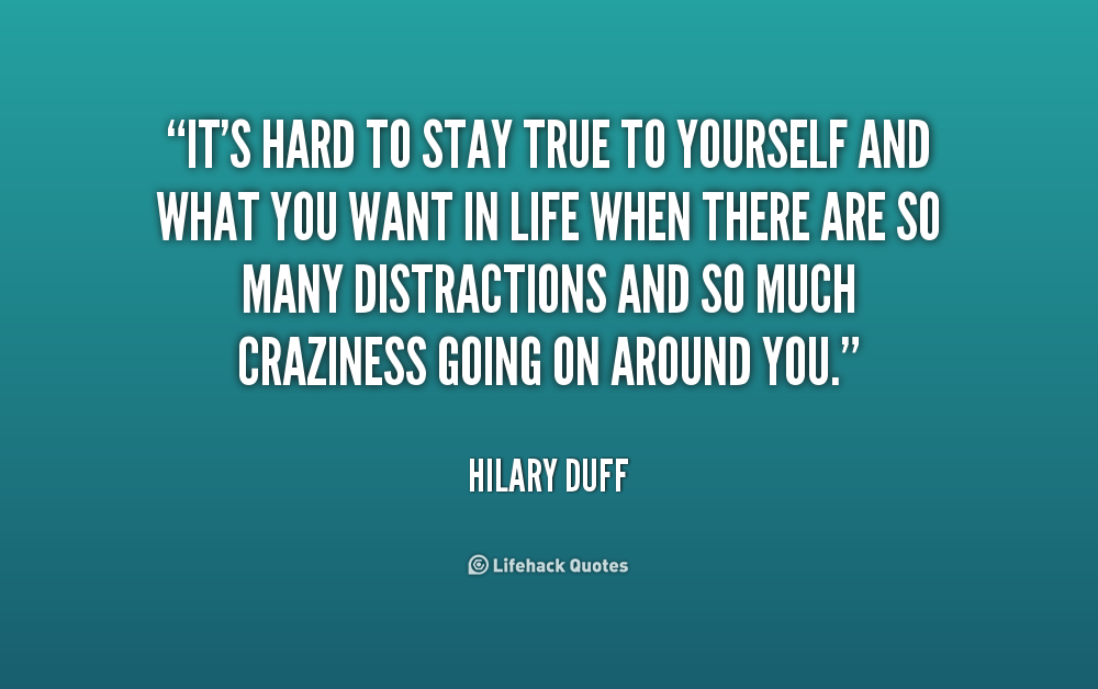 True To Yourself Quotes. QuotesGram