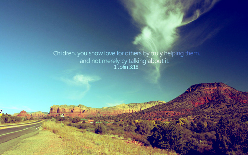 Bible Quotes About Helping People: Biblical Quotes On Helping Others. QuotesGram