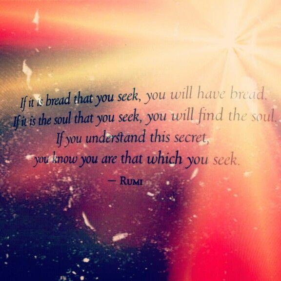 Quotes About Love: Rumi Quotes. QuotesGram