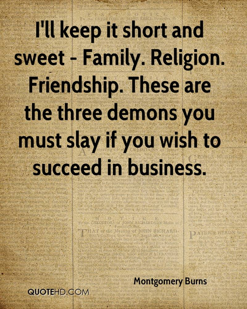 Short Religious Quotes About Family: Burns Quotes. QuotesGram