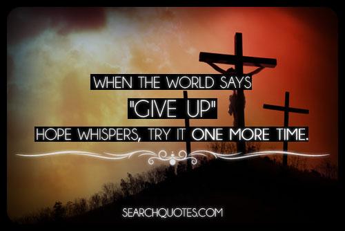 Hope Christian Quotes. QuotesGram