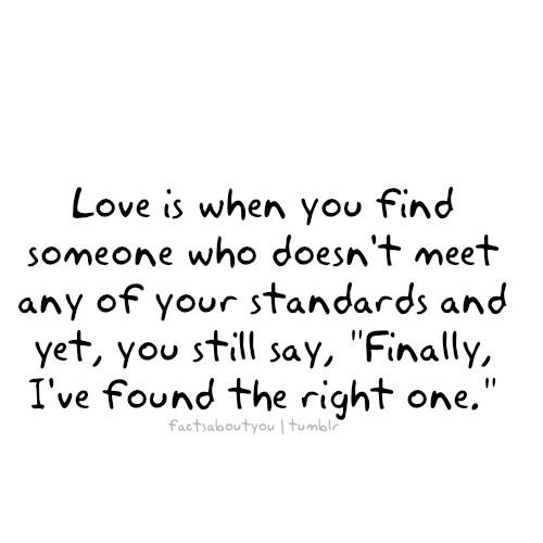 Love Finds You Quote: Ive Found Love Quotes. QuotesGram