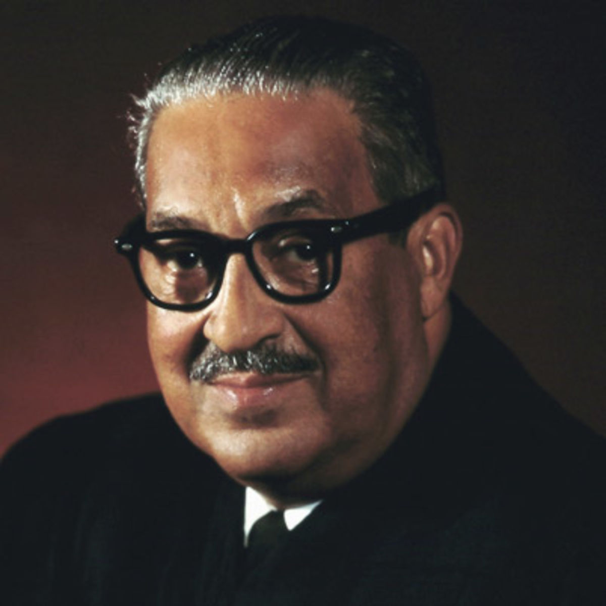 thurgood marshal Thurgood marshall, the great-grandson of slaves, was the first african american justice appointed to the united states supreme court, where he served from 1967 to 1991 earlier in his career, marshall was a pioneering civil rights attorney who successfully argued the landmark case brown v board of .