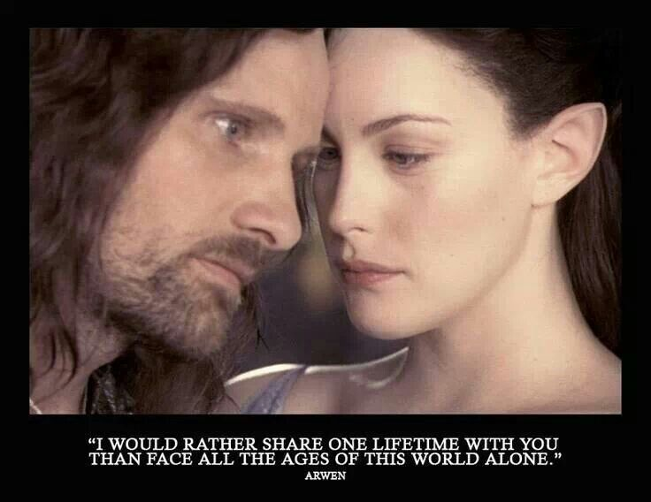 Quotes For A Lotr Wedding Quotesgram