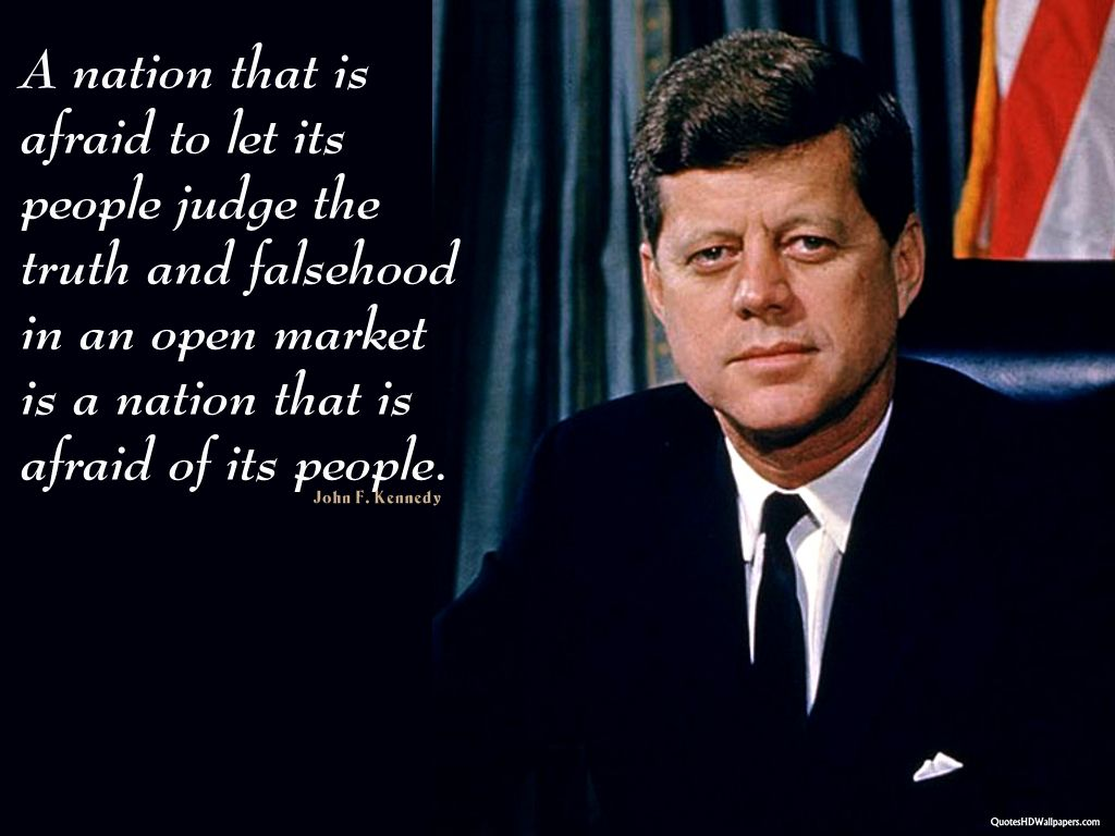 john f kennedy quote wallpapers - photo #12