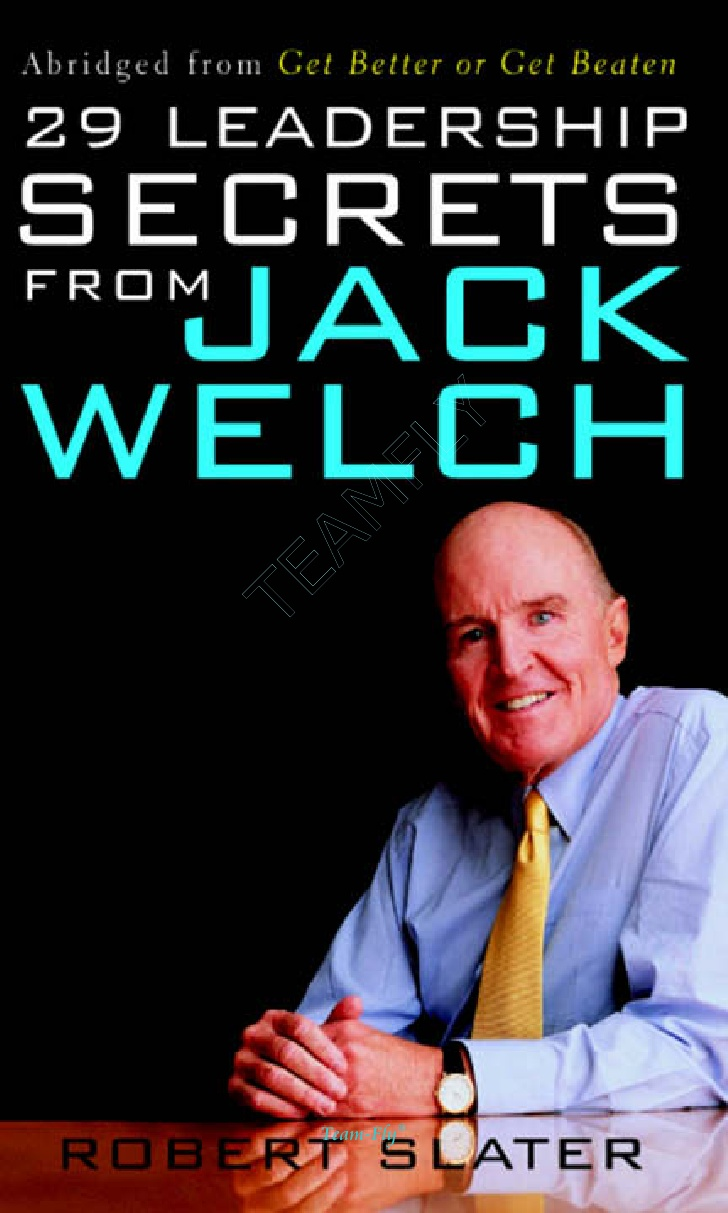 jack welch winning The hardcover of the winning by jack welch, suzy welch | at barnes & noble free shipping on $25 or more.