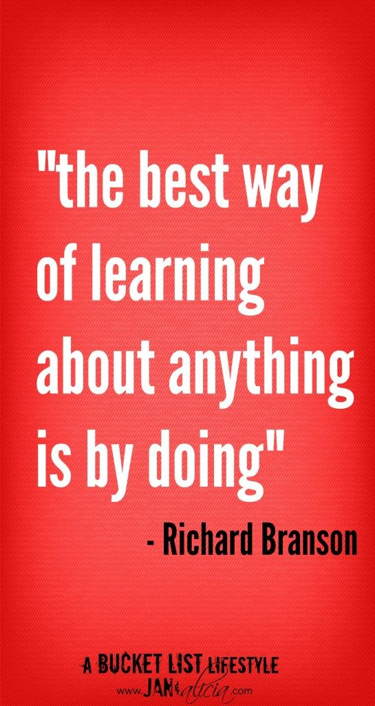 Richard Branson Quotes...