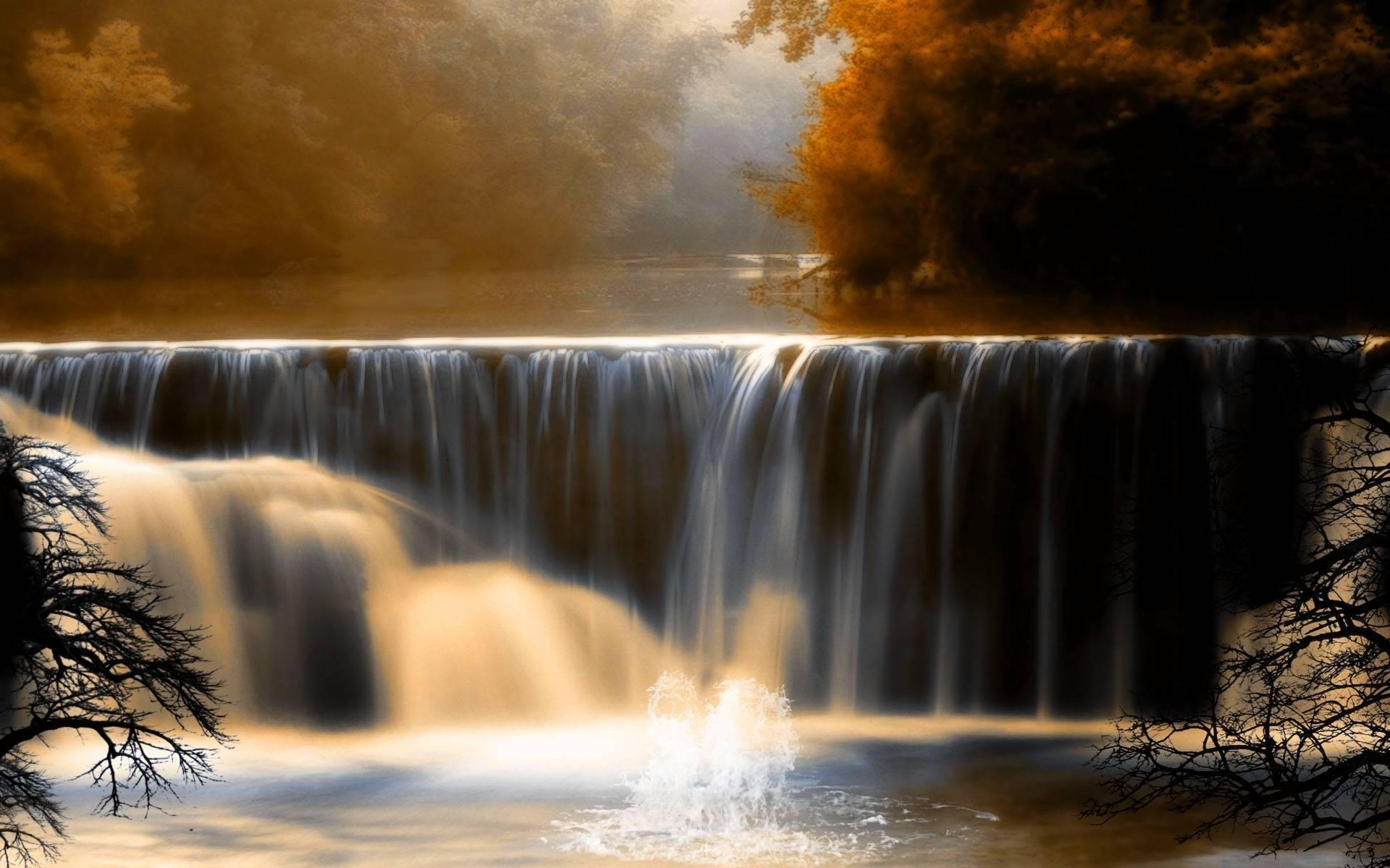 beautiful tropical waterfalls quotes  quotesgram