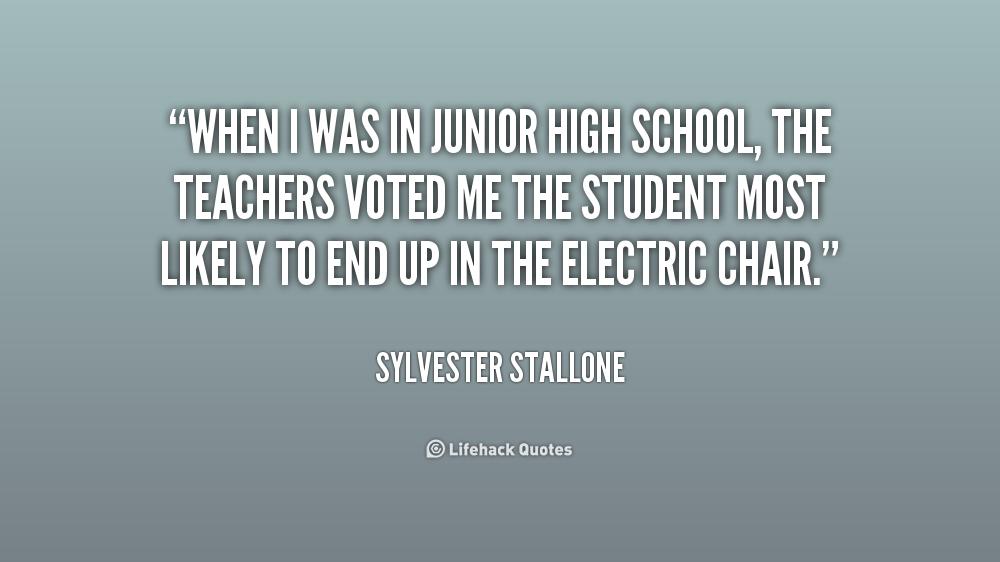 High school quotes