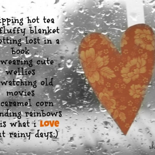 Quotes About Rainy Days: Cute Rainy Day Quotes. QuotesGram