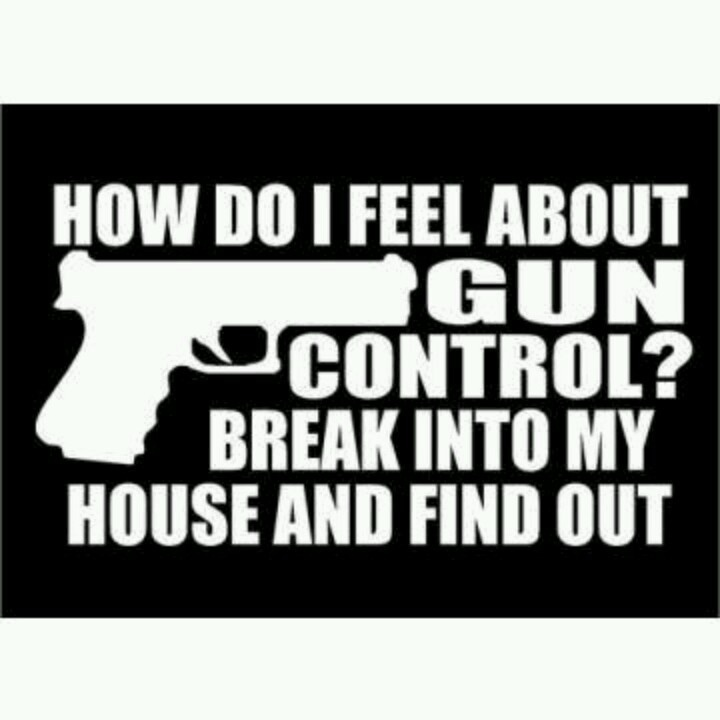 Funny Gun Pictures And Quotes: Funny Gun Rights Quotes. QuotesGram