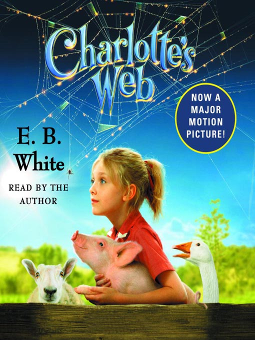 eb white essay inspiration charlottes web A sickly pig inspired wilbur in 'charlotte's web' - in a 1948 essay titled death of  a pig, eb white (who was also a farmer) wrote about his failure to nurse one.