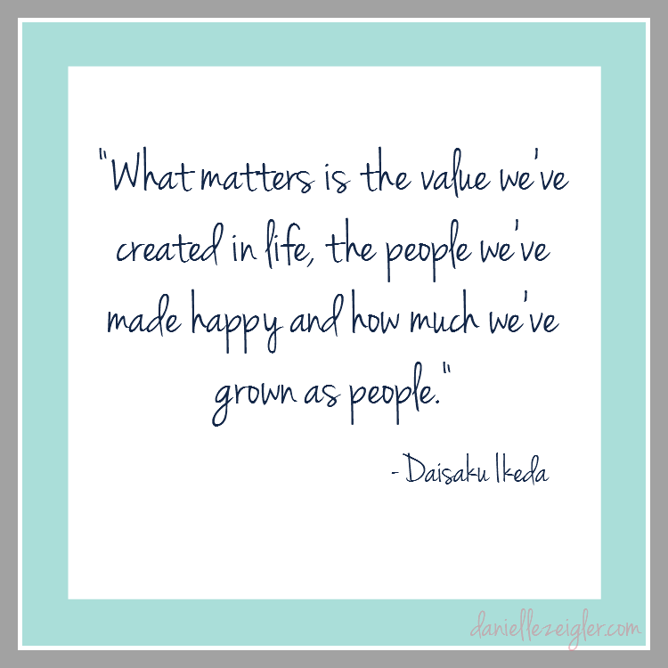 What Really Matters In Life Quotes: What Matters In Life Quotes. QuotesGram