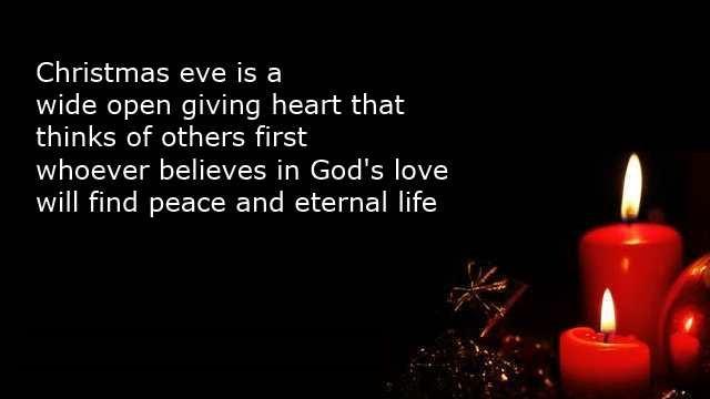 15 Christmas Quotes Religious: Christmas Eve Religious Quotes. QuotesGram