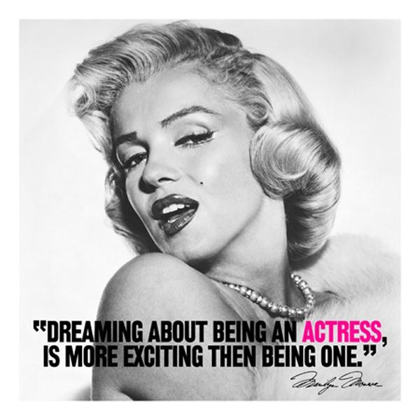 Good Quotes Marilyn Monroe: Best Marilyn Monroe Quotes. QuotesGram