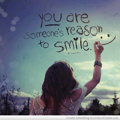 I Have Every Reason To Smile Quotes: Inspirational Quotes About Team Spirit. QuotesGram