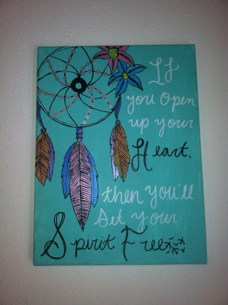 Canvas Painting Quotes Quotesgram