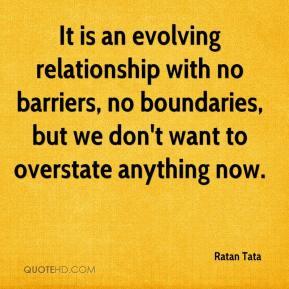 tata and ratan relationship