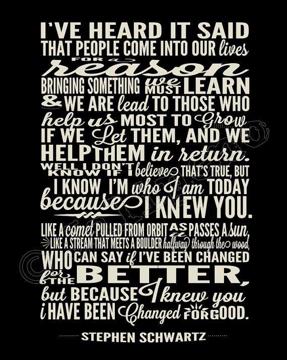 Broadway Musical Quotes Quotesgram