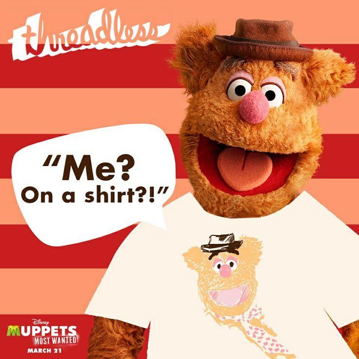 Muppet Quotes Muppetquotes: Fozzie Bear Muppet Quotes. QuotesGram