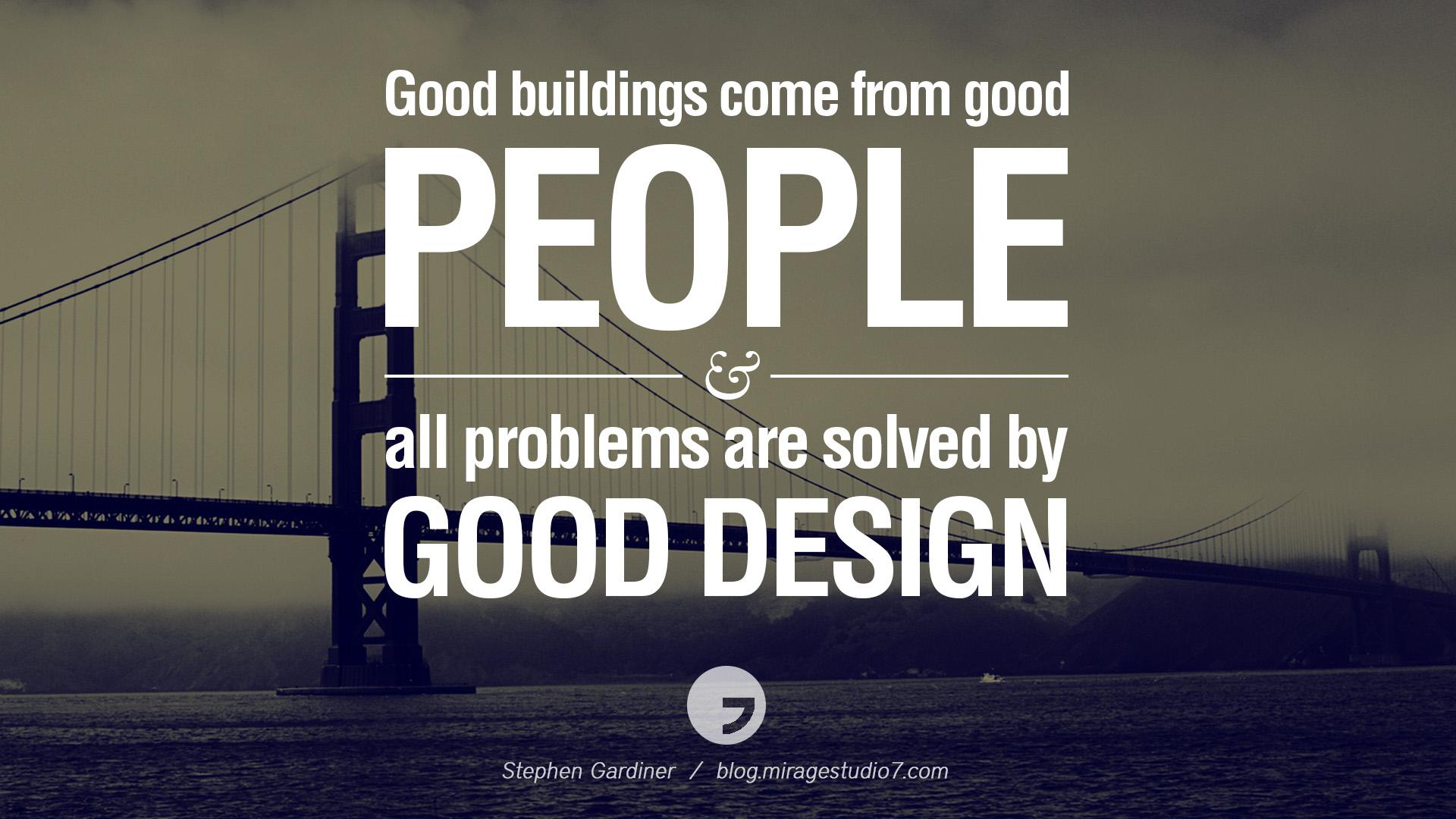Inspirational Quotes Architecture Quotesgram