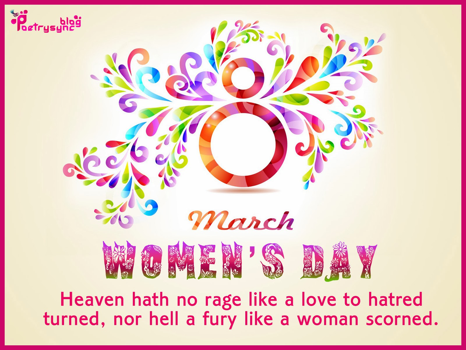 Womens Day Quotes Poems. QuotesGram