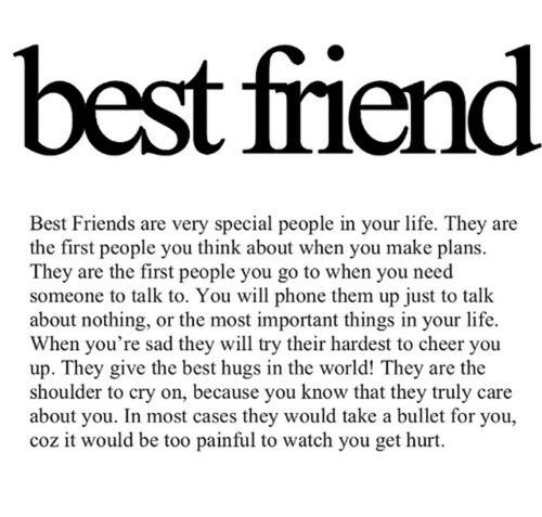 Black 2 Best Friend Quotes. QuotesGram