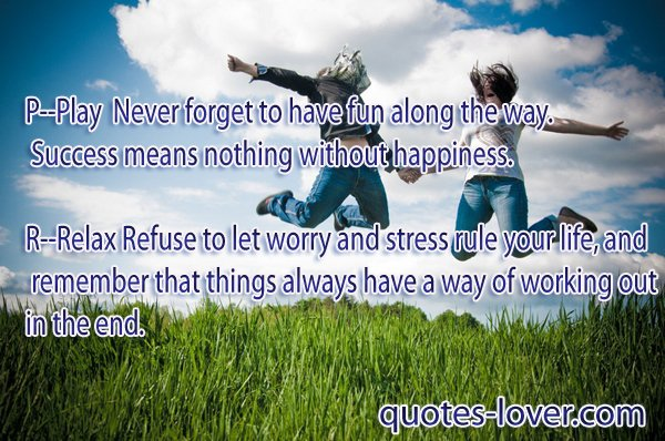 Quotes About Having Fun And Relaxing. QuotesGram
