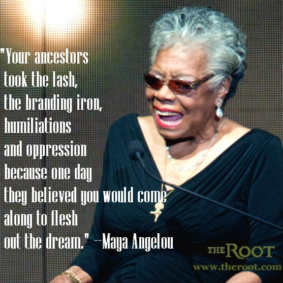 Love Poems by Maya Angelou that Touch the Heart