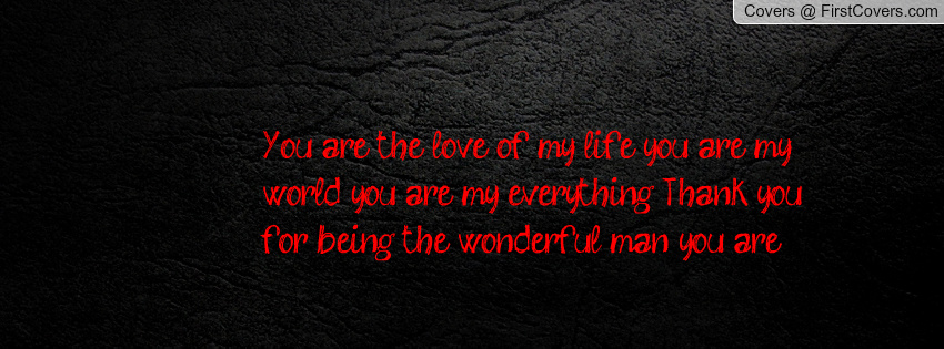 Wonderful Man Quotes For Facebook. QuotesGram