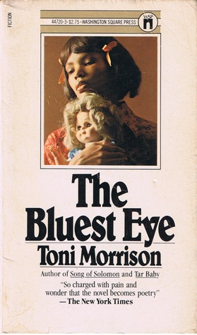 An analysis of the topic of the bluest eye by toni morrison