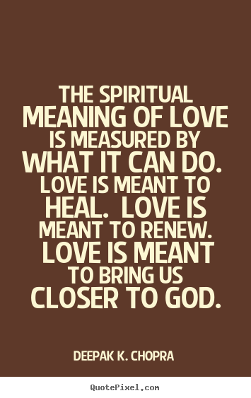 the meaning of love essay