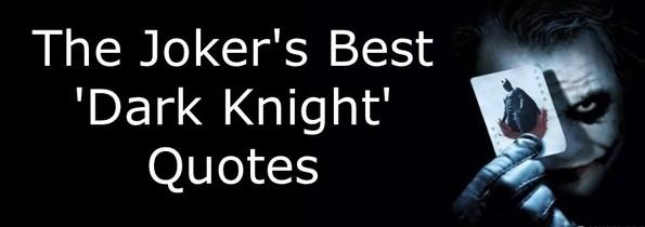 The Dark Knight Quotes: Best Dark Knight Quotes. QuotesGram