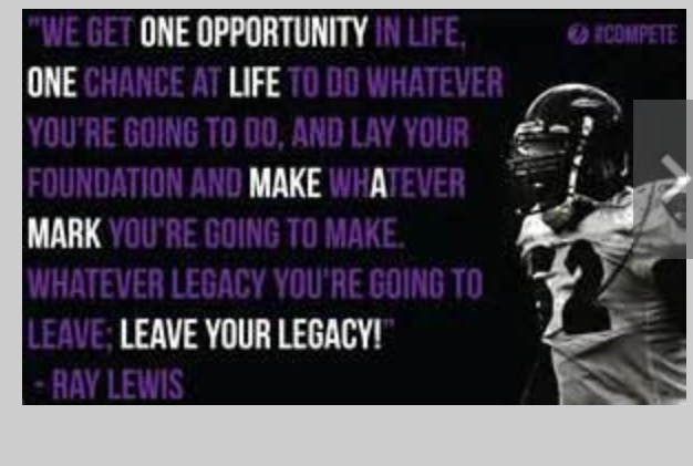 Ray Lewis Quotes About Leadership: Football Quotes About God. QuotesGram