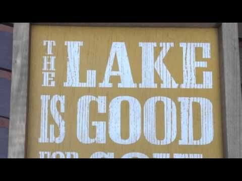 Quotes About The Lake Cabin Quotesgram