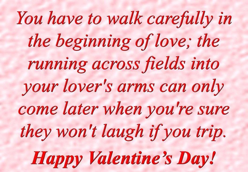 Valentines Day Quotes Famous Authors: Best Valentine Quotes. QuotesGram
