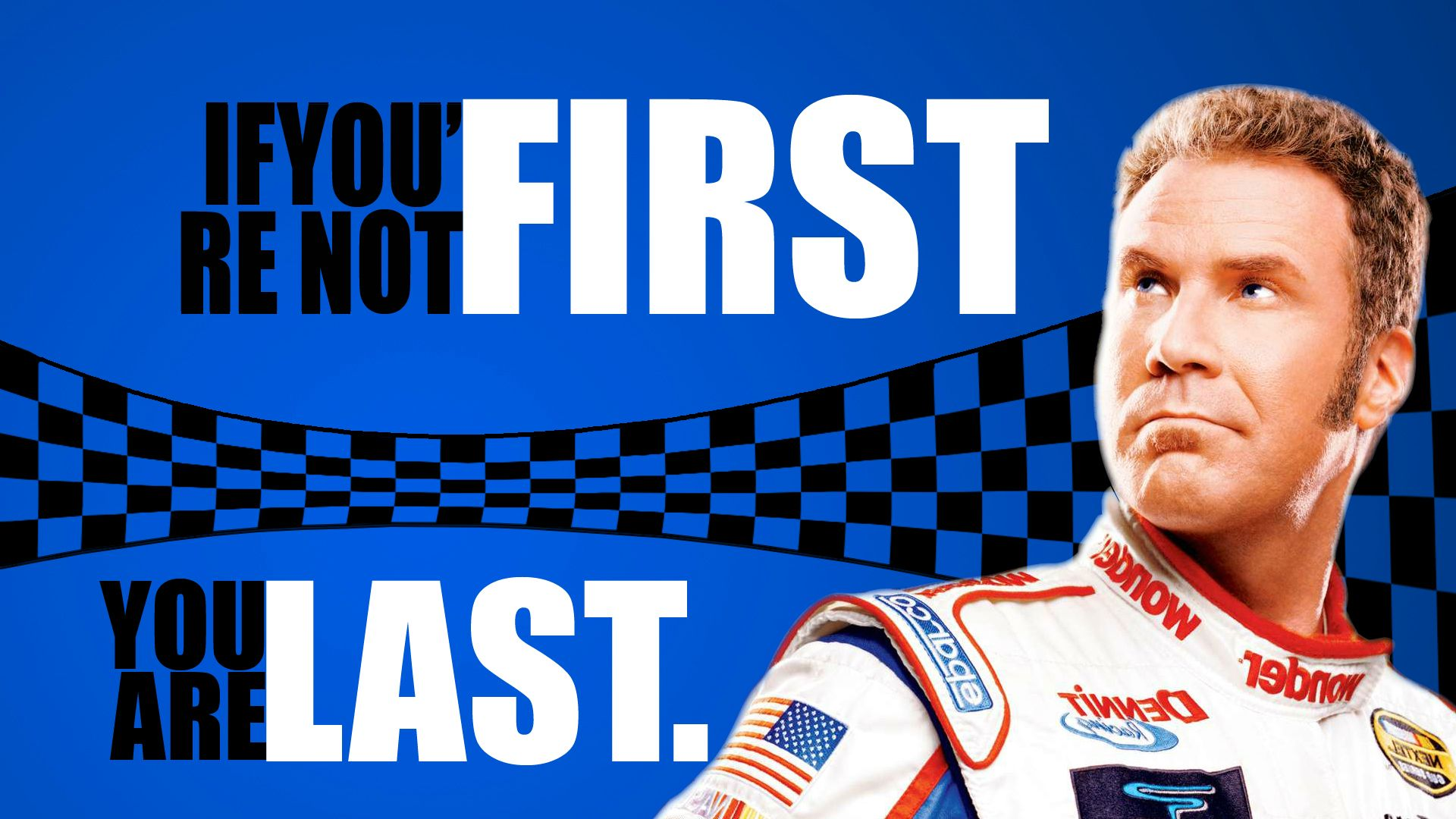 Ricky bobby meme first