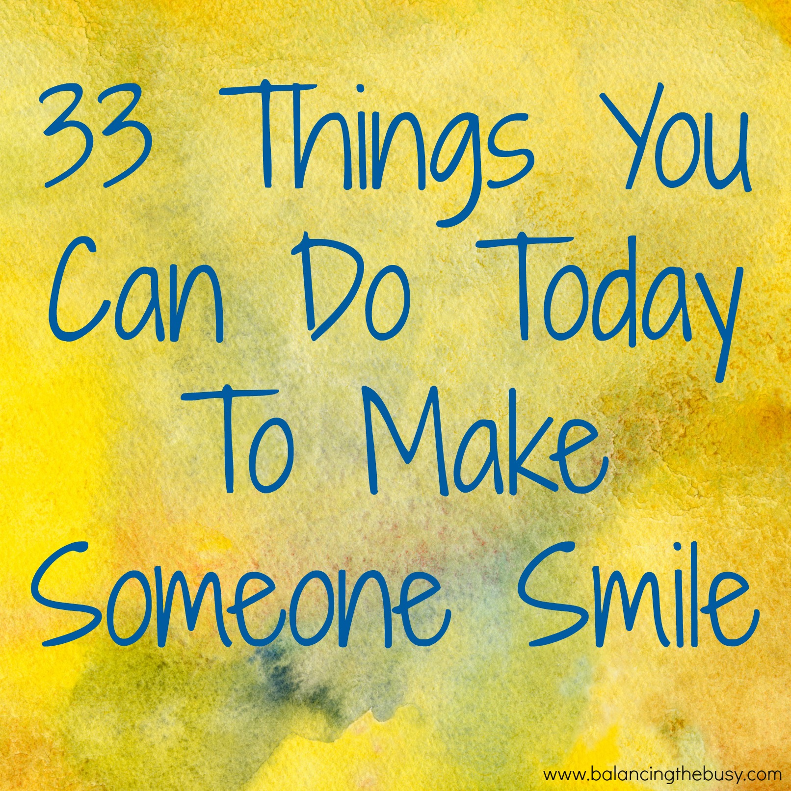 Make Someone Smile Today Quotes. QuotesGram